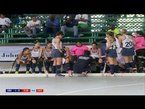 Day 1 - Uruguay vs Guyana (Women)