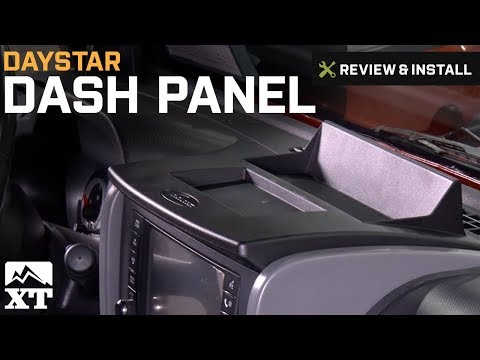 Jeep Wrangler (1997-2006 TJ) Daystar Dash Panel - Upper Review & Install