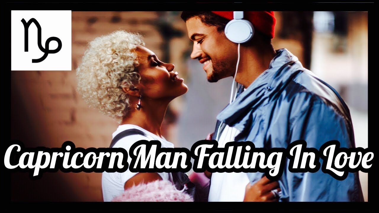 Man of falling out capricorn signs a love is Zodiac Signs