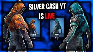 FORTNITE NEW LONGSHOT AND INSIGHT SKINS LIVESTREAM (New Fortnite Skins Gameplay)