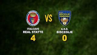 Real Statte - Bisceglie 4-0
