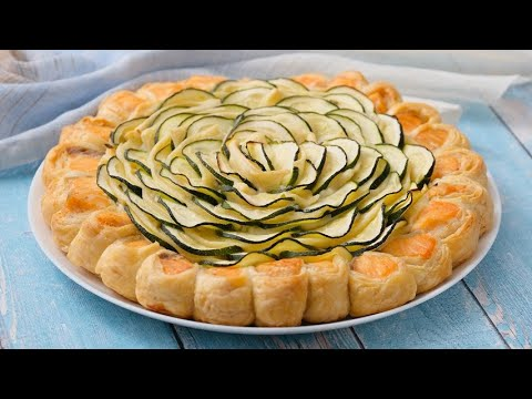 zucchini-and-salmon-puff-pastry-cake:-the-perfect-appetizer-for-any-occasion!