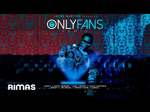 Only Fans Remix (Audio Oficial) – Lunay, Myke Towers, Jhay Cortez, Arcangel, Darell, Brray…