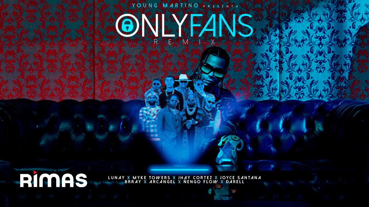 Download Only Fans Remix (Audio Oficial) - Lunay, Myke Towers, Jhay Cortez, Arcangel, Darell, Brray...