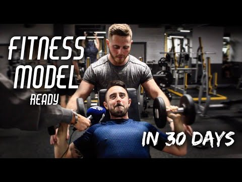 Front Cover Fitness Model Ready In 30 Days  Capital FM South Wales Challenge