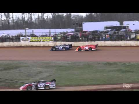 411 Motor Speedway | 1.1.16 | Crate Late Models | B-Main 1