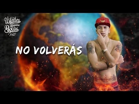 TOSER ONE - 2.-NO VOLVERÁS (AUDIO OFICIAL)