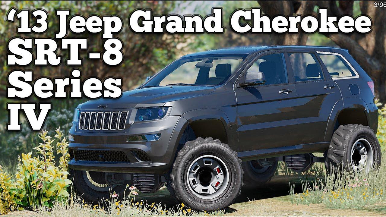 Gta V Pc Mods 2013 Jeep Grand Cherokee Srt 8 Series Iv Download