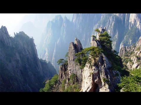 黄山_黄山风景 - YouTube