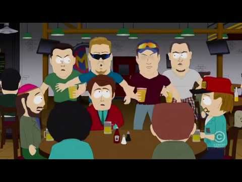 south park what seems to be the officer problem