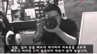 [BIOTHERM HOMME]다니엘 헤니 인터뷰