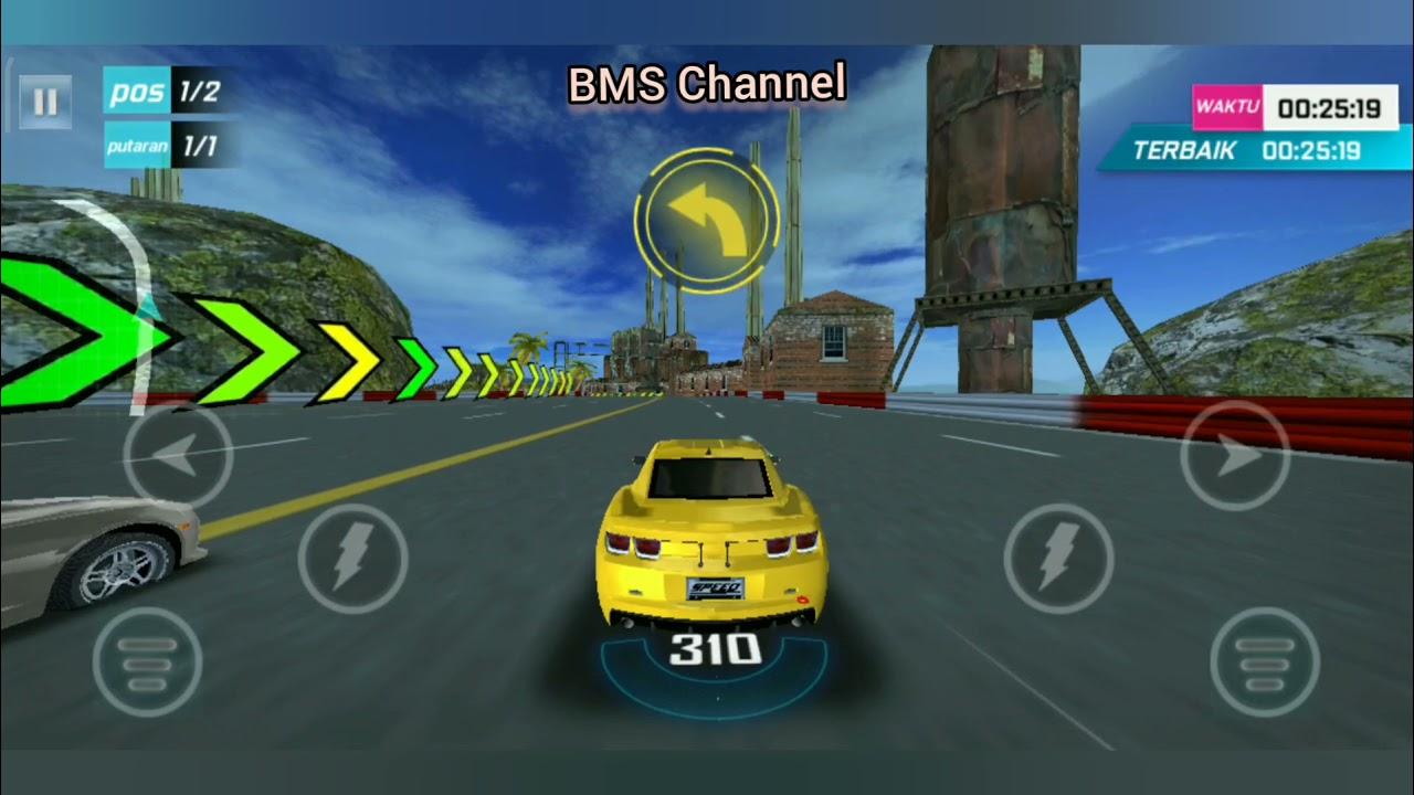 Download Game Street Racing 3D / Mobil Camaro vs Camaro