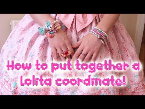 HOW TO : Dress in Lolita fashion!