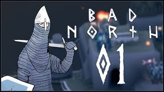 DEFEND OUR HOME - Bad North - Ep.01!