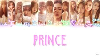 [3.05 MB] Cosmic Girls (WJSN) (우주소녀) – Prince (짠!) Lyrics (Color Coded/ENG/ROM/HAN)