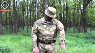 Война   Украинский захватчик показал новую форму, на которую жертвовали люди, Луганск,Донецк,Мариупо