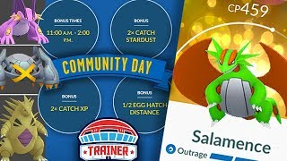 TOP 5 TIPS to MAXIMIZE *DECEMBER* COMMUNITY DAY + 2x STARDUST, 2x XP & 1/2 EGG DISTANCE | POKÉMON GO