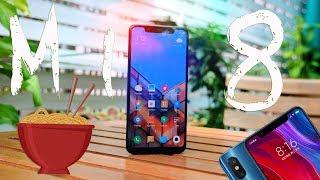 Xiaomi Mi 8 (iPhone X របស់ក្រុមហ៊ុនចិន) John Sey
