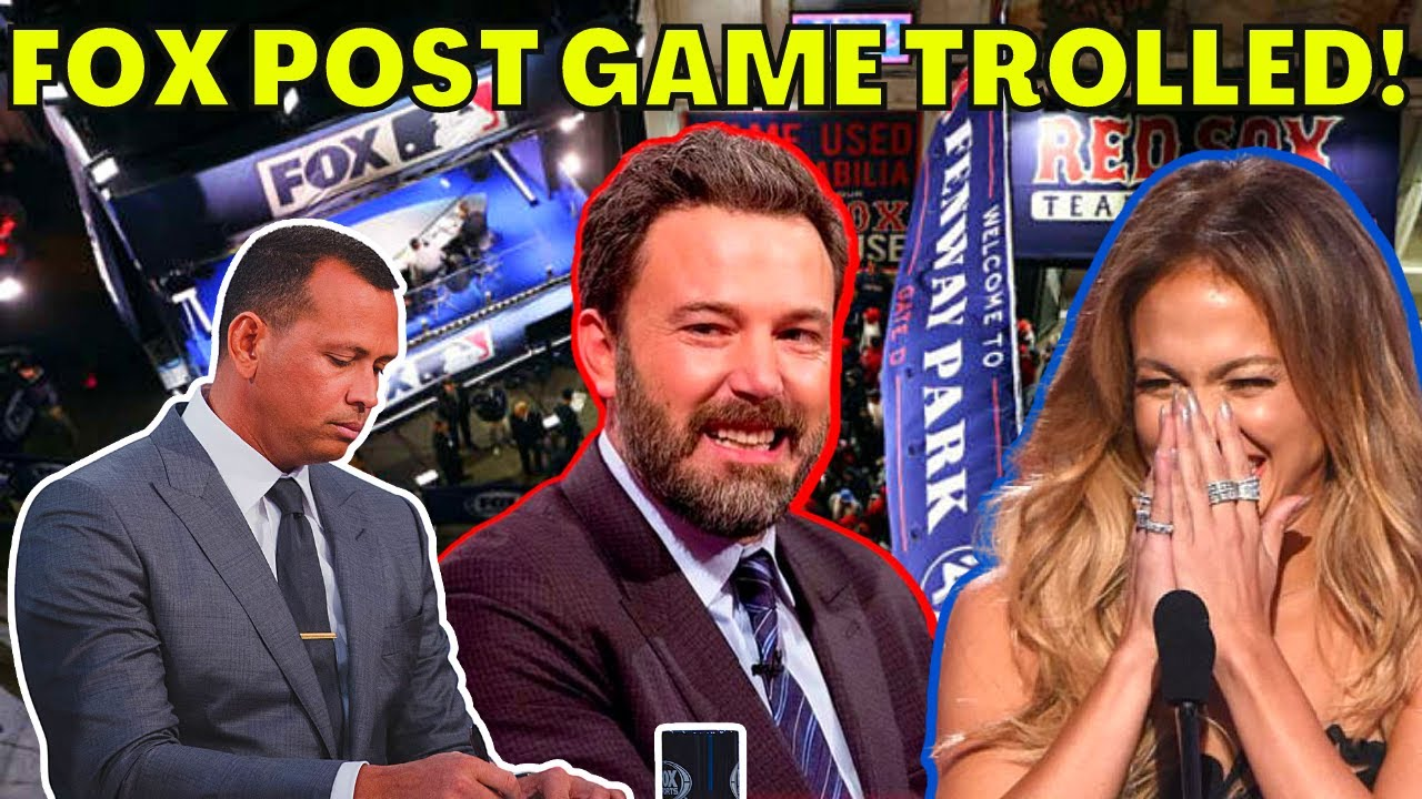Download Alex Rodriguez TROLLED By Red Sox Fans! F**K YOU A ROD & BEN AFFLECK CHANTS! FOX MUTE ALCS POSTGAME!
