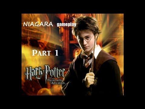 Гарри Поттер и узник Азкабана Прохождение Часть 1