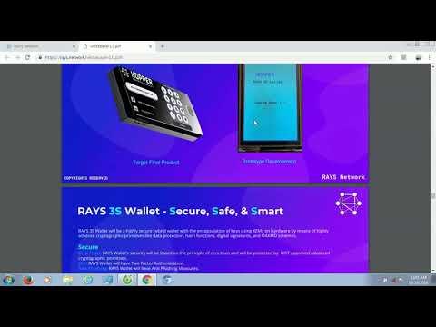 Rays Network ICO - Phân Tích Và Đánh Giá Whitepaper