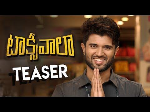 Taxiwaala Movie Teaser || Vijay Deverakonda | Priyanka Jawalkar | Rahul Sankrityan | SKN | GA2