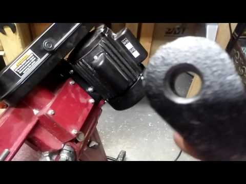 Harbor Freight Bandsaw Modification