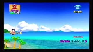 Disney Golf PS2 Gameplay