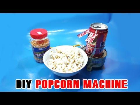 minecraft how to build a popcorn machine