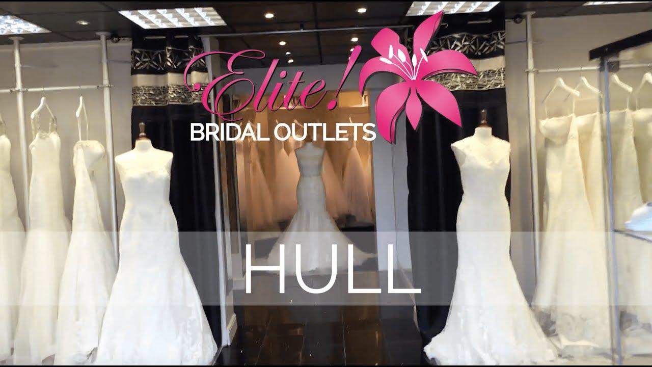 Elite Bridal Outlet Hull - YouTube