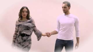 Обучение хастлу. Парные танцы с нуля. Видеоурок #2 - Раскрытие