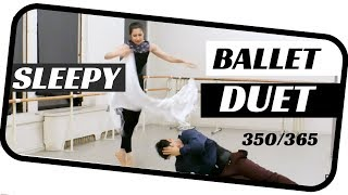 Romantic ballet - ballet dance- ballet duet 350