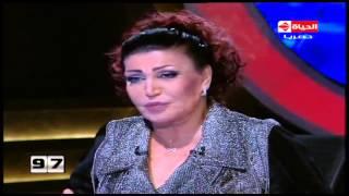100 سؤال - تعرف على رأي النجمة \ نجوى فؤاد في برنامج الراقصة  وقنوات الرقص
