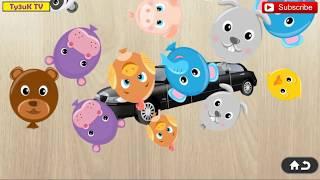Сказки Сутеева - Мешок яблок  Мультики для малышей