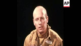 SYND 25 4 73 ASTRONAUT CONRAD INTERVIEWED ABOUT PURPOSE OF SKYLAB