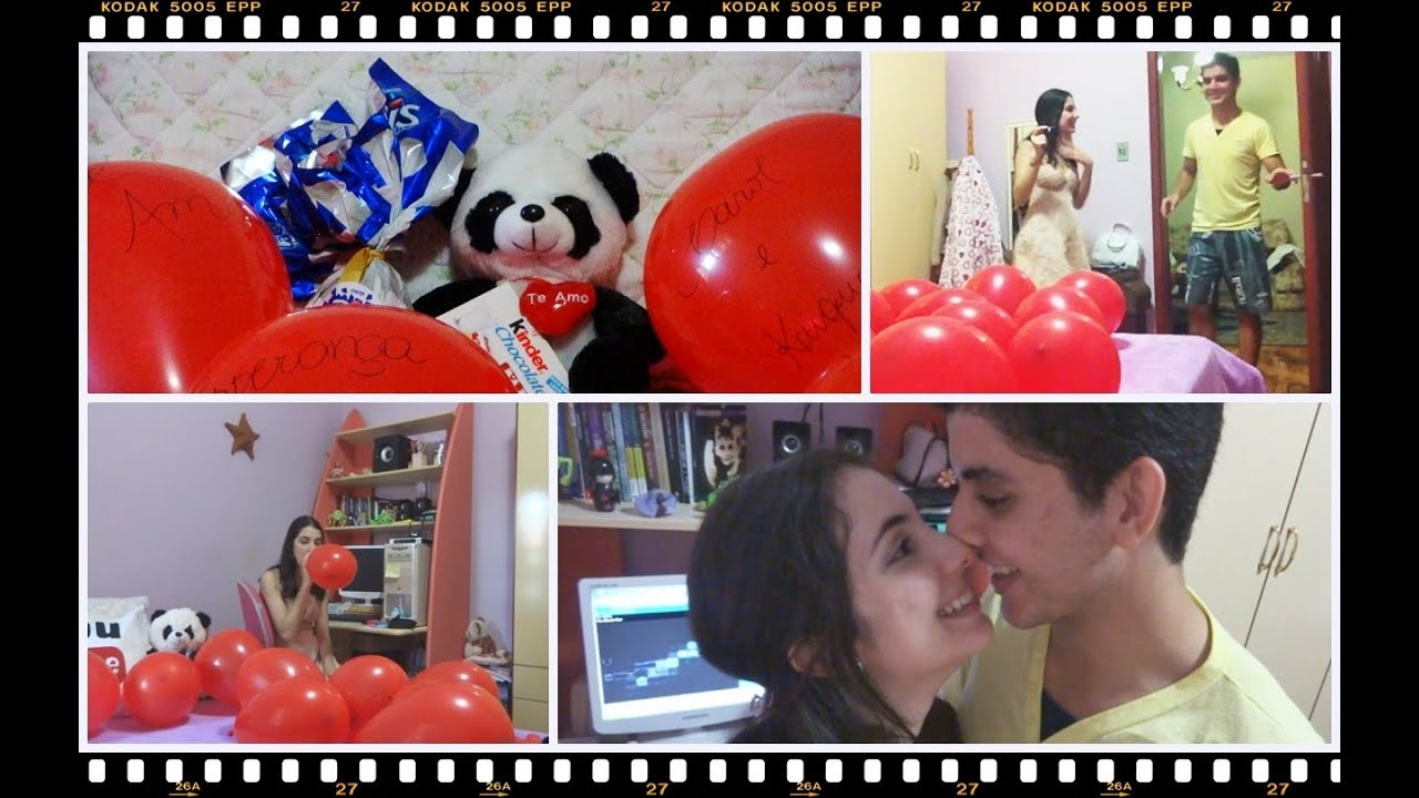 fcee06c9e29dd3 Surpresa romântica para namorado