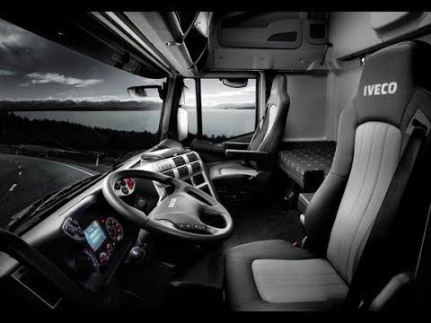 Что в кабине грузовика Iveco Stralis?! Лучший или худший?