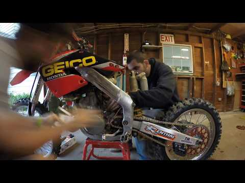 How To: V Force 3 Reeds Install on 2001 CR250