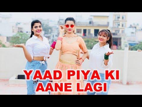 yaad-piya-ki-aane-lagi-|-dance-cover-by-kanishka-talent-hub-|-divya-khosla-kumar-|-neha-kakkar