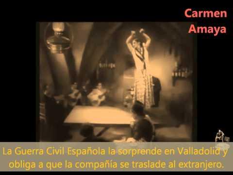 Carmen Amaya - A Los Pies Del Gran Poder