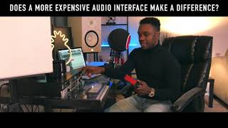 Does A More expensive Audio interface make a difference Studio Tip