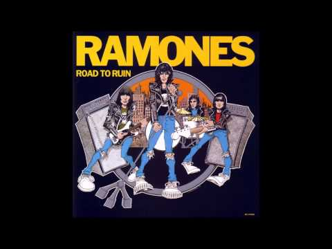 "Ramones - ""Rock 'N Roll High School"" (Ed Stasium Version) - Road to Ruin"