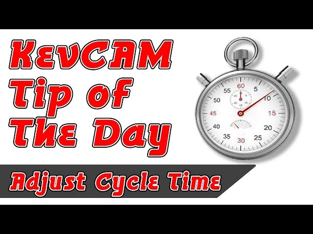 Tip of the Day - Adjust the Simulation Cycle Time