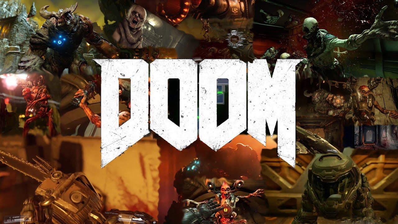 DOOM Beta PS4 vs Xbox One Graphics Comparison, Console Versions Use