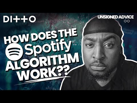 How does the Spotify Algorithm work? Streaming Hacks for Musicians | Ditto Music