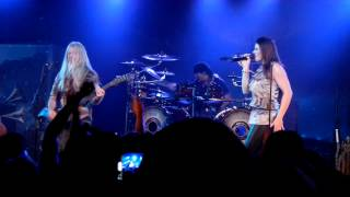 NIGHTWISH - Last Ride of the Day (in Seattle) w/Floor Jansen