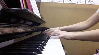Chopin Waltz in A minor, B150