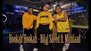 Hookah Hookah - Bilal Saeed ft. Muhfaad || JYOSUN ft. Aanuj (A-twins) || Dance Cover