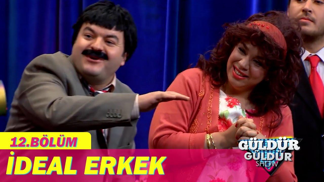 İdeal Erkek - Güldür Güldür Show 12.Bölüm