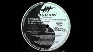 "C.O.D. Crew - Streets ""R"" Callin"